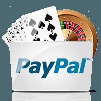 Online paypal casino игра казино клубника